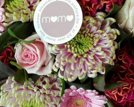 Amfore bloemenkaartjes